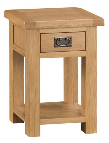 Cornish Oak Side Table